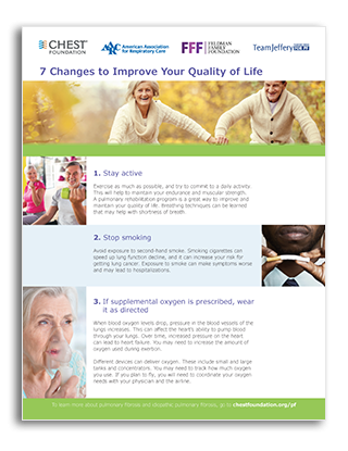 7 Changes to Improve Your Quality of Life
