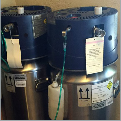 Liquid oxygen system