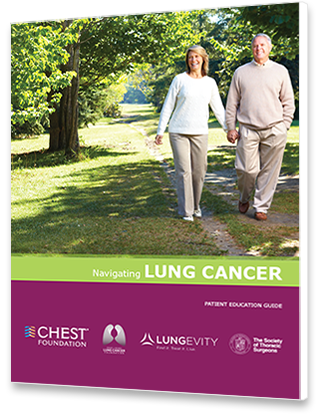 Navigating Lung Cancer—Patient Education Guide