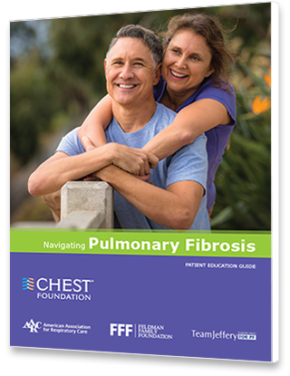 Navigating Pulmonary Fibrosis Guide