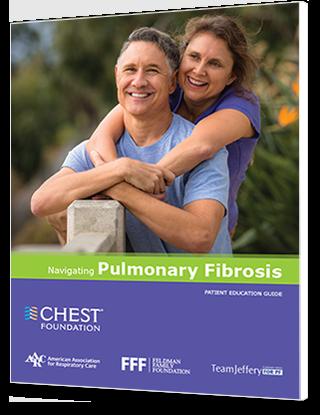Navigating Pulmonary Fibrosis Guide