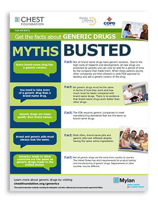 Patient Generic Drug Myths Busted