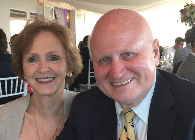 Mr and Mrs Robert McCaffree