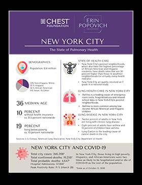 New York City info sheet