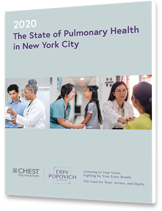 The state of pulmonary health in New York City