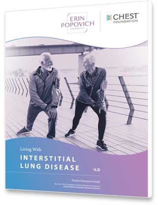 Living with Interstitial Lung Disease