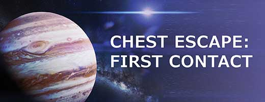 CHEST Escape: First Contact