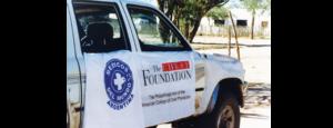 2005 Hurricane Relief Truck
