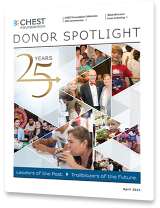 Donor Spotlight April